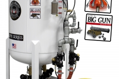 (2) 20 SPH PNEUMATIC 2 OUTLETS