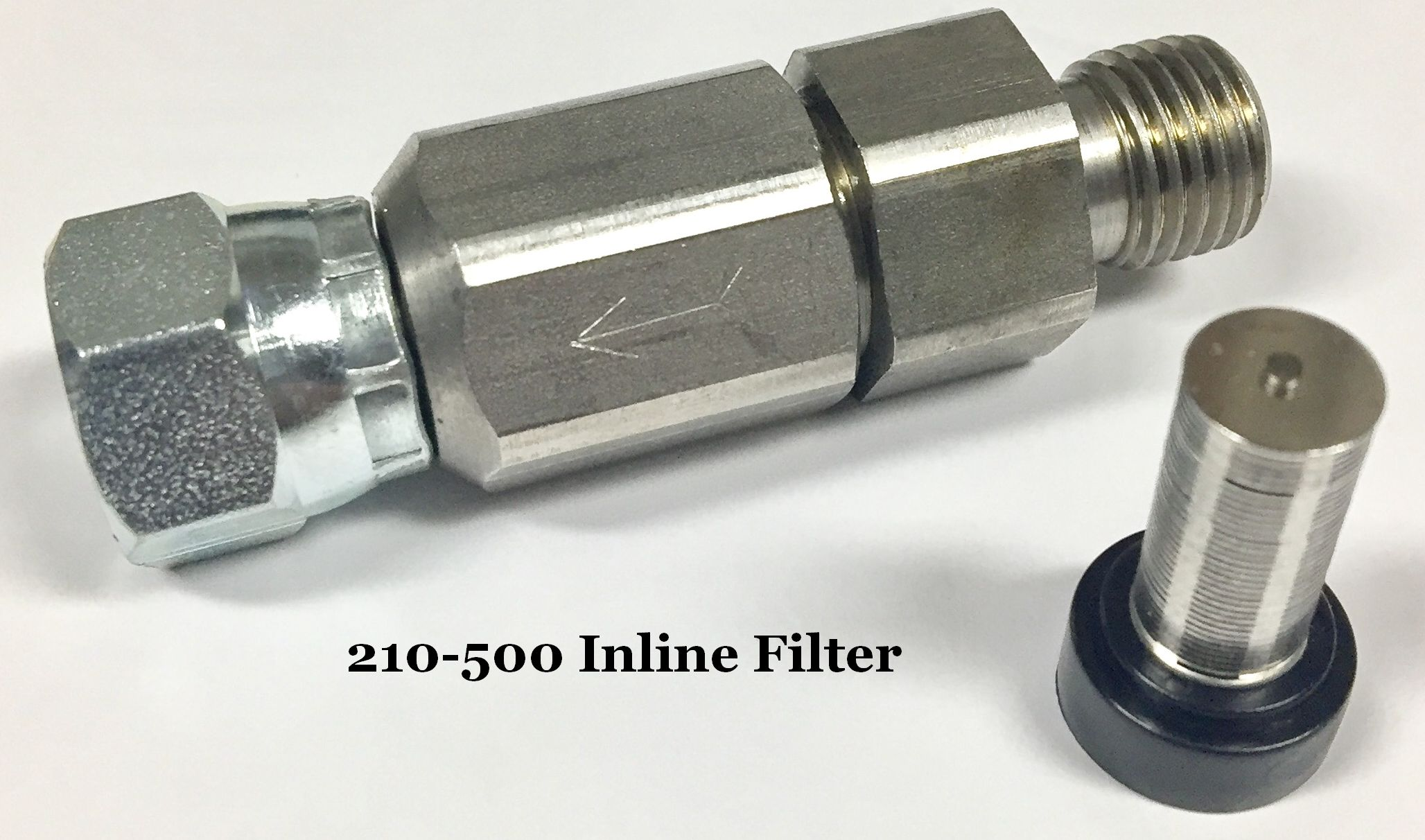 High Pressure Inline Filter Housing Image