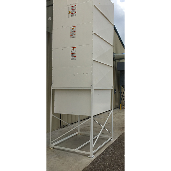 RW-Paint-Booth-AMU-Exterior-View
